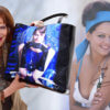 RUNWAY MAGAZINE bag All Stars with Claudia Cardinale