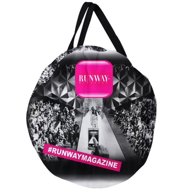 My Hashtag on Runway Bag - Contemporary Collection